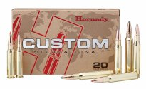 Hornady 8 x 57 JS, SP 12,6g Custom International