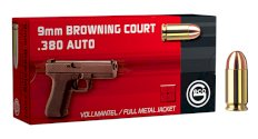 GECO 9mm Browning Court FMJ 6,15g