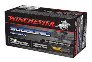 Winchester 22LR Subsonic MAX HP 2,7g