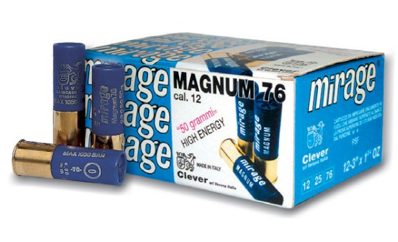 Clever Mirage 12/76 Magnum 50g Nr.4/0-3/0-2/0