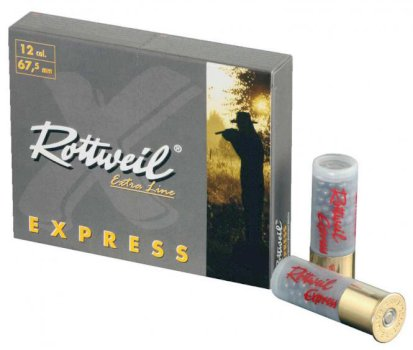 Rottweil 12/70 Express 28.5g  #7.4mm